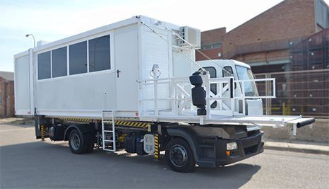 """Others L1 – Iveco """"Half-Cab"""""""