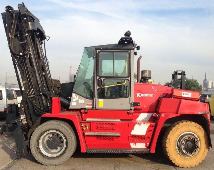 Kalmar GCE120-6 12000 kg