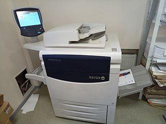 Xerox 700i, Digital Printing Machine  320x480 mm