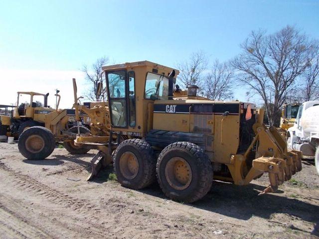 Caterpillar 140H Excavator