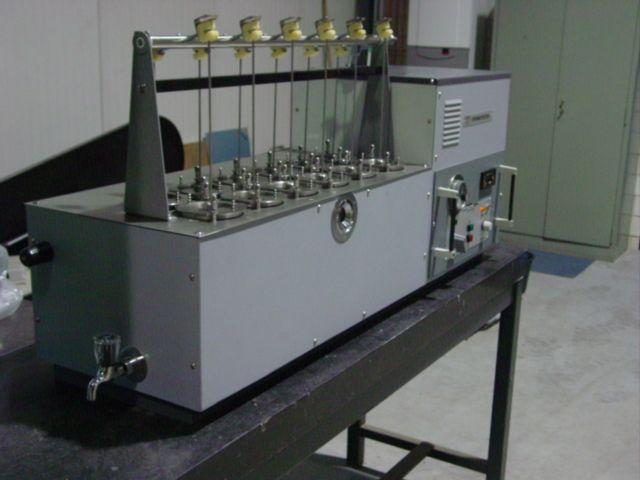Instex FE-08/B, Dyeing laboratory