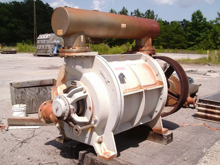 Nash 904-M2SS vacuum pump