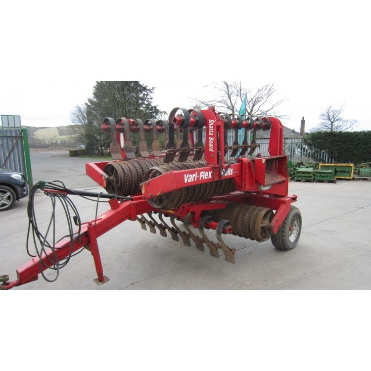 Others 6.3m rollers Tillage
