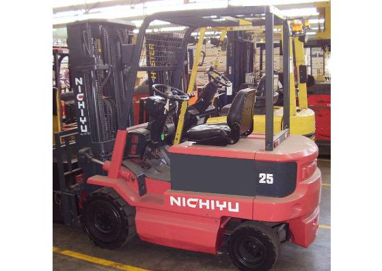 Nichiyu EUG50B 1,000 - 3,000kg