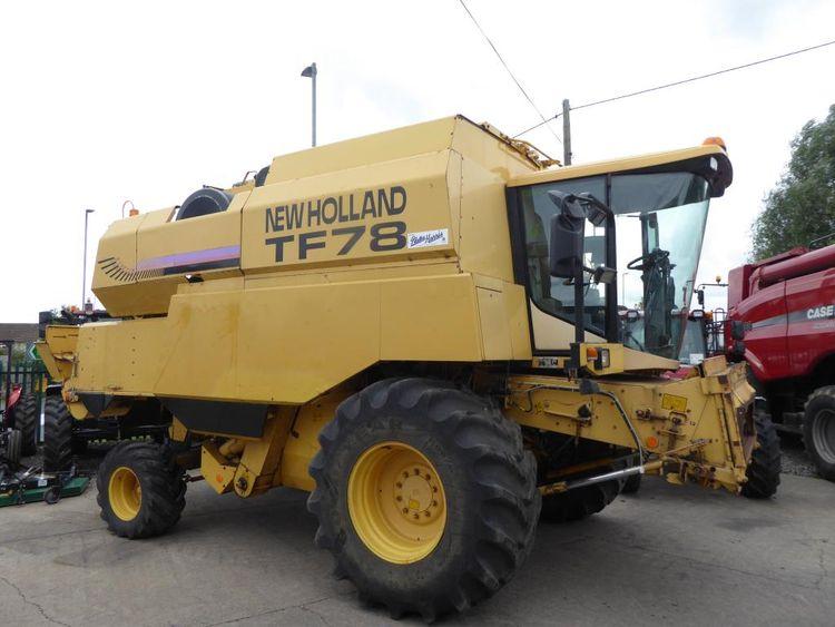 New Holland TF 78 Elektra 24' Header