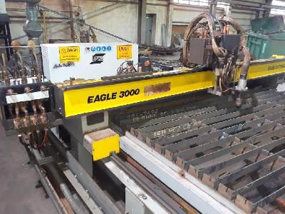 ESAB EAGLE 3000 PLASMA CUTTER CNC Controller