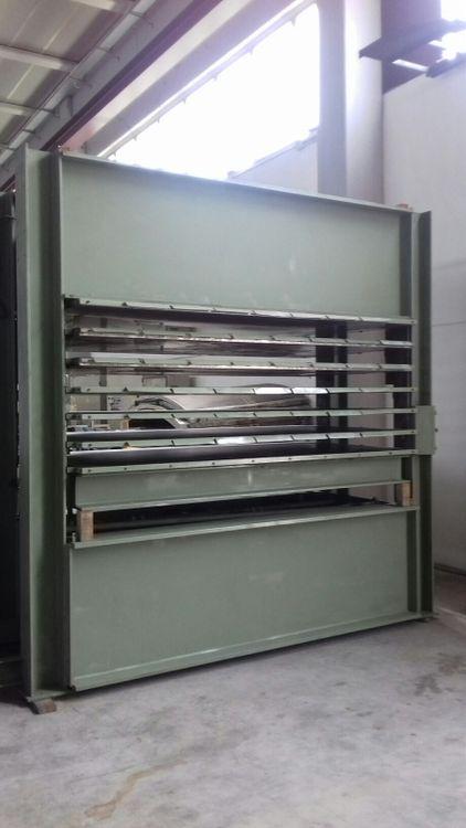 Colombo PRESS Machine