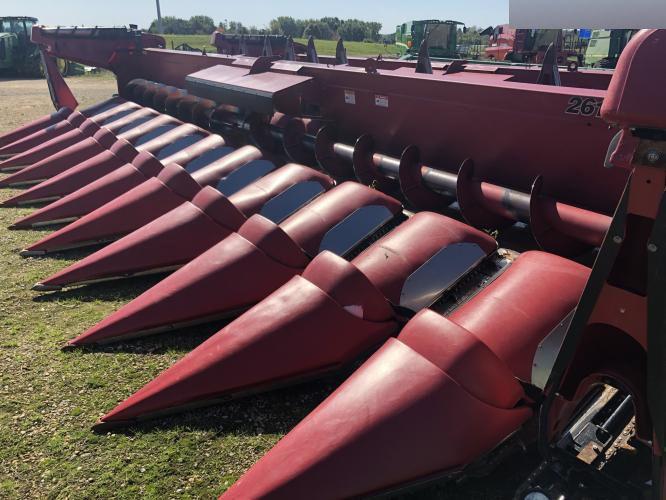 Case 2612 Corn And Row Crop Headers