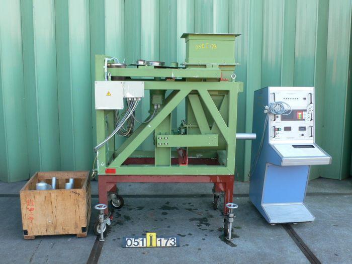 Gericke DIW132150 Metering screw