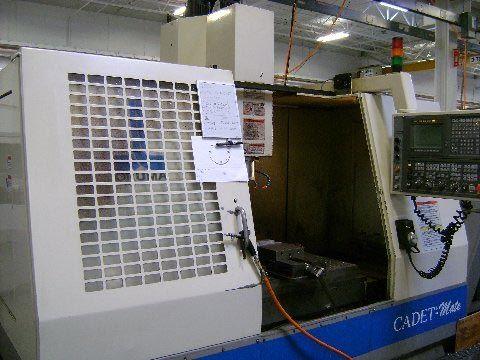 Okuma OSP 700M CNC Control 8000 RPM Cadet Mate 2 Axis