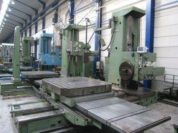Union BFT 125/5 125 mm 710 rpm