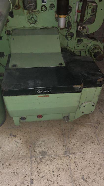 6 Dornier HTVS8/S 190 Cm Staubli dobby 2667 RSV