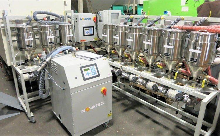 Dri-Air, Novatec HP4-X 100 FM Drying System