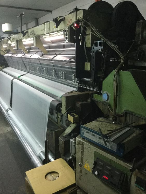 12 Warp knitting HKS, KS 2 28 168""