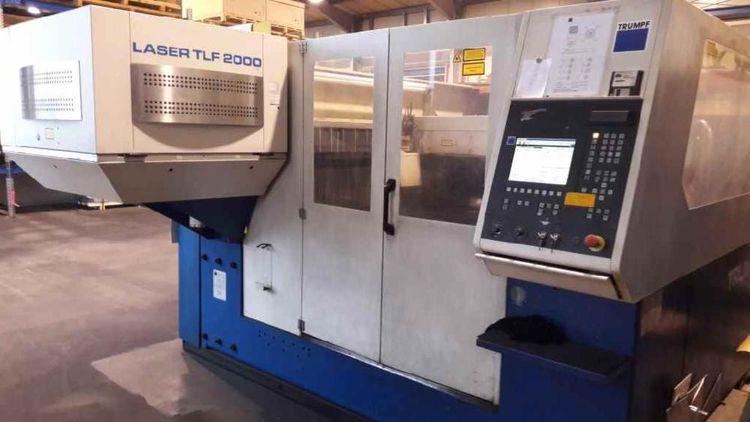 Trumpf L 3030 CNC Controller