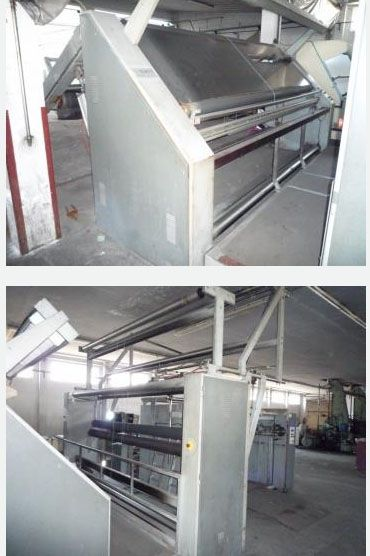 Others FALDATRICE, Folding and Rolling Machine
