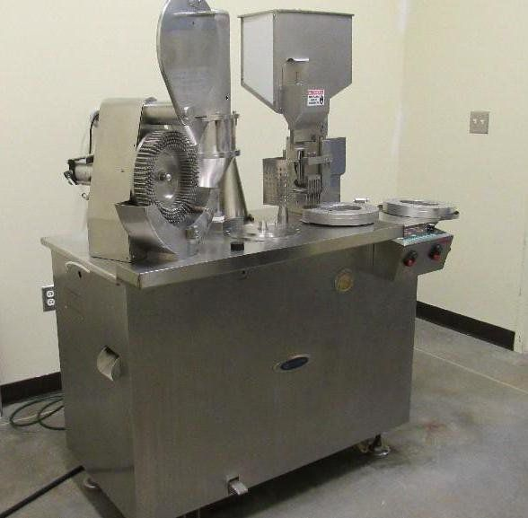Vanguard VSF-III Semi Automatic Capsule Filler