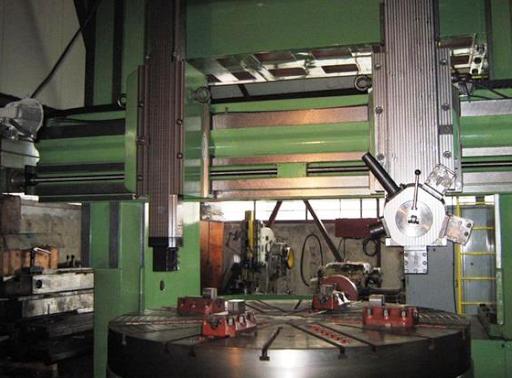 Titan SC 25/33 Vertical borers