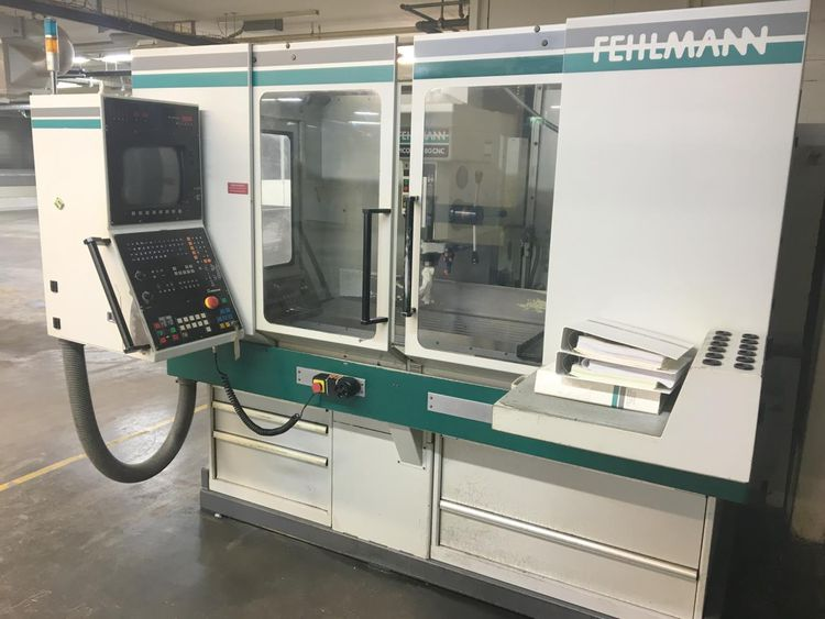 Fehlmann PICOMAX 80 CNC 2/3 9200 rpm