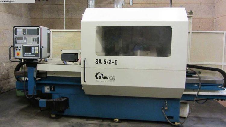 SMW SA 5/2-E x 630 Cylindrical Grinding Machine