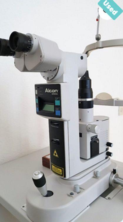 Alcon YAG laser 300 LE Nd