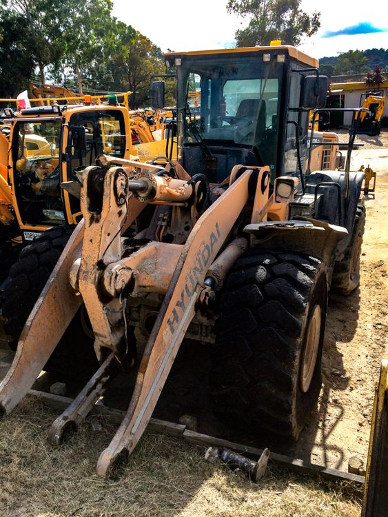 Hyundai HL770-9 Wheel Loader
