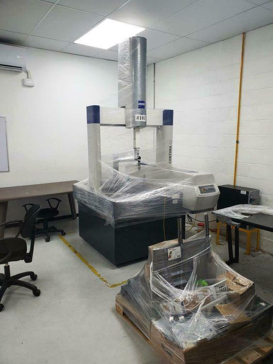 ZEISS Contura G2 RDS 7/10/6 DCC Coordinate Measuring Machine