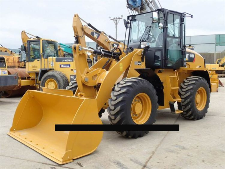 Caterpillar 910M Wheel Loader