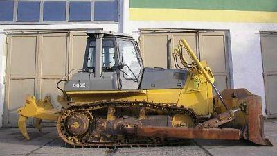 Komatsu D65 EX 12 mit Ripper Bulldozer