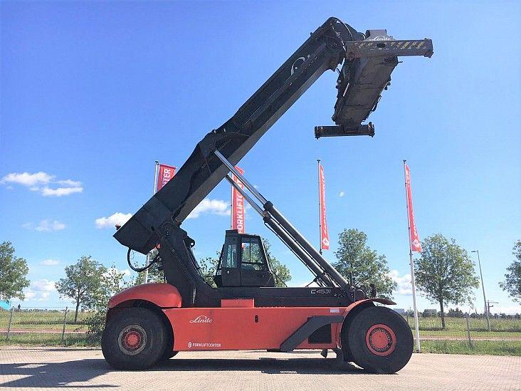 Linde C4531TL 45000 kg