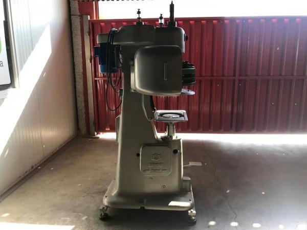 Somme Tipo 222 semi automatic seamer