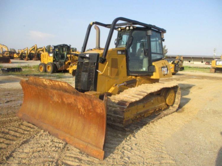 Caterpillar D6K2LGP Bulldozer