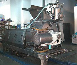 Stephan TK 600 High Speed Mixer