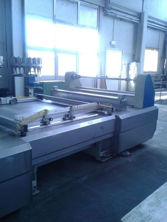 Zimmer Sample flat printing machine