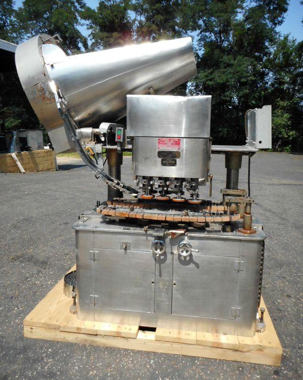 Resina U41-590 Automatic Capper