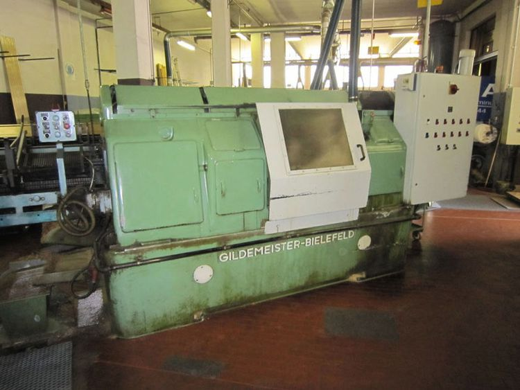 Gildemeister CNC Control Variable AS 28 2 Axis