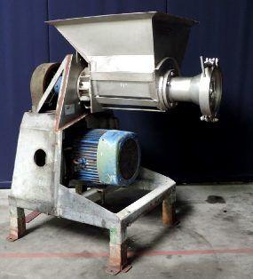 Simotek G300/150102F1600 Incomplete grinder excluding