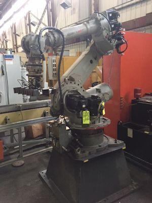 Motoman YRES165N-A00 ROBOT 6 Axis