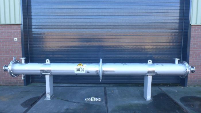 Falk 3303 Heat exchanger