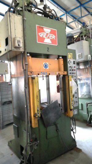 Galfer 4CV6C/3E Max. 60 Ton