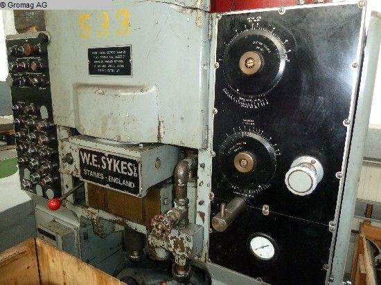 Sykes V 10B/1 Variable Gear Shaper