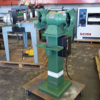 Powermatic 2100-24, Grinder