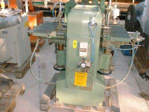 Bacci TWIN HEAD ROUND SLOT MORTICER