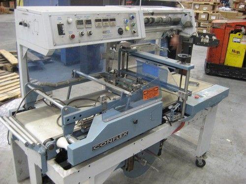Conflex E-250AC Automatic L Bar Sealer