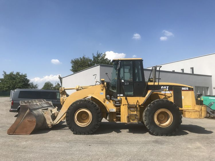 Caterpillar 962 G Wheel loaders