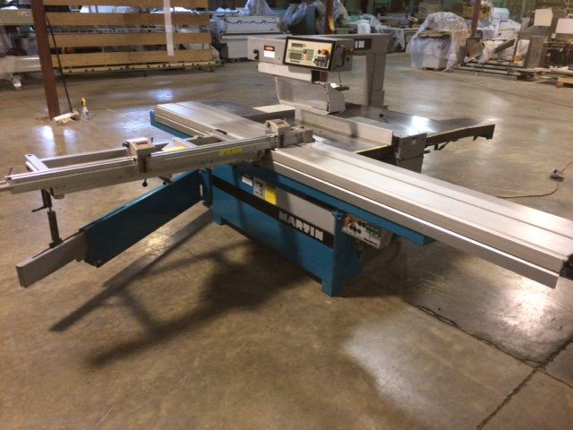 Martin T72A Sliding Table Panel Saw