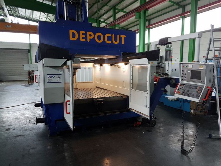 ZPS Depocut 2012 3 Axis