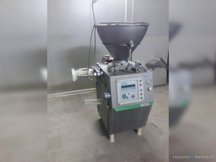 Vemag ROBBY 1 Vacuum Sausage Filling Machine