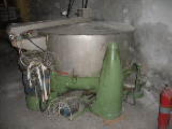 Pozzi ESHR 1500 Hydroextractor