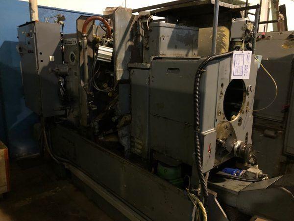 Wickman Engine Lathe Variable 5/8-6